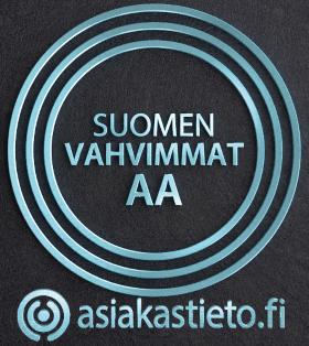 Image result for Suomen Vahvimmat AA -sertifikaatti